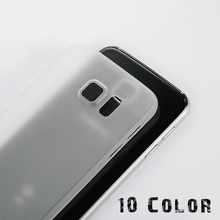 Чехол бампер 0.3MM ультратонкий для SAMSUNG Galaxy s4 s5 mini s6 s7 Edge Note 3 4 5 A3/5/7 Alpha G850