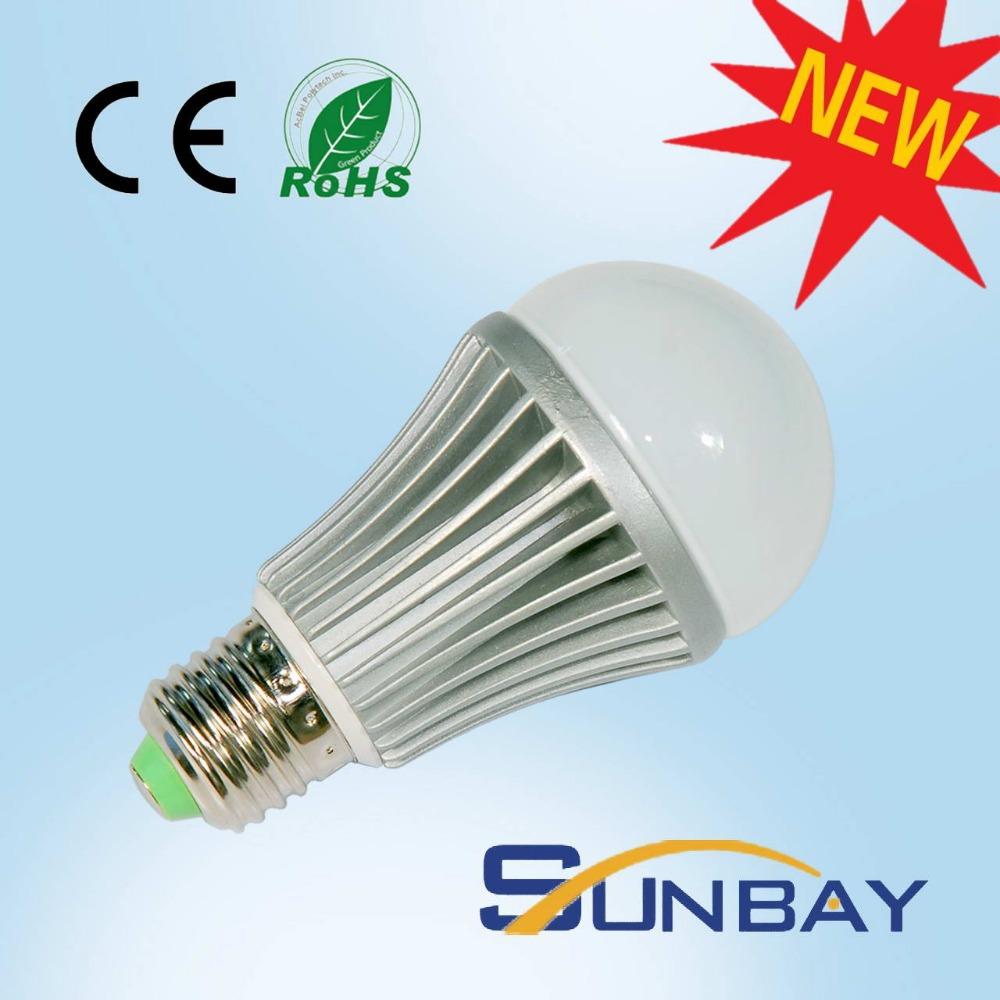 5 watt 3 way led light bulbs for sale(China (Mainland))