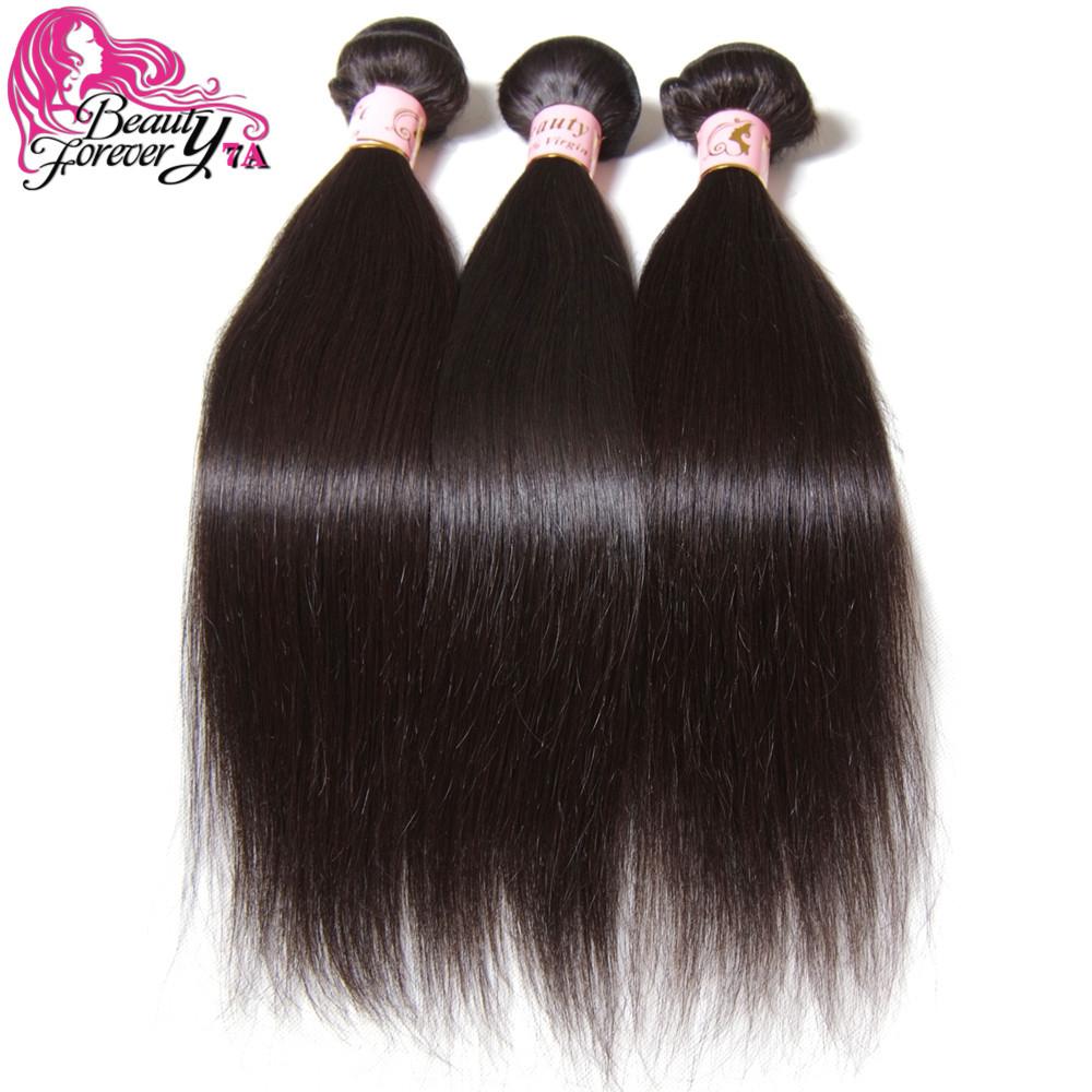 3 Bundles Peruvian Straight Human Hair 100g/pc Peruvian Straight Virgin Hair 100% Human Hair Peruvian Virgin Hair Straight