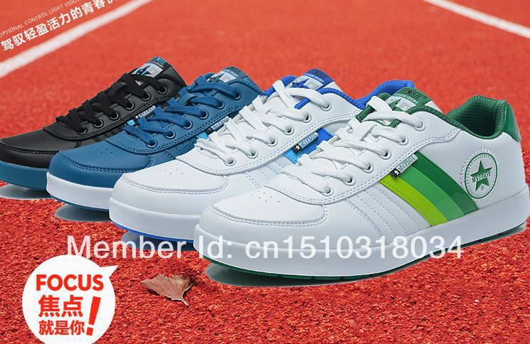 Autumn winter new style quality goods name brand Sports Shoes man shoes to lie fallow board shoes Wear running shoes 099(China (Mainland))