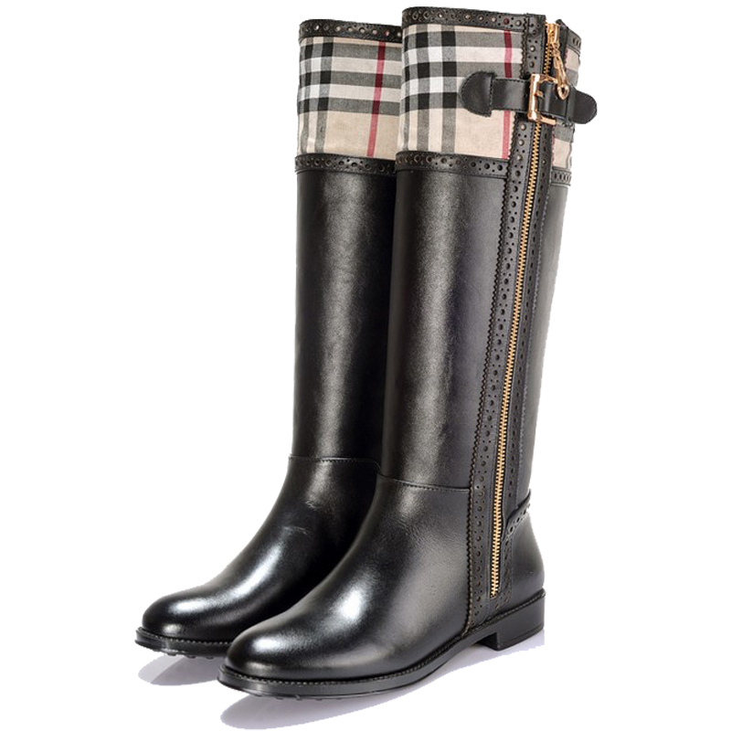 plus size 34 40 brand designer womens high boots 2015 new