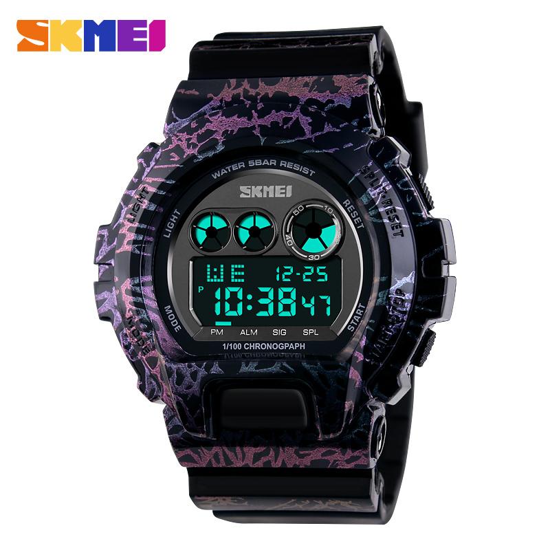 2016 Men Sports Watches LED Digital Watch SKMEI Brand Fashion Casual Relogio Masculino Military Waterproof Man Wristwatches 1150