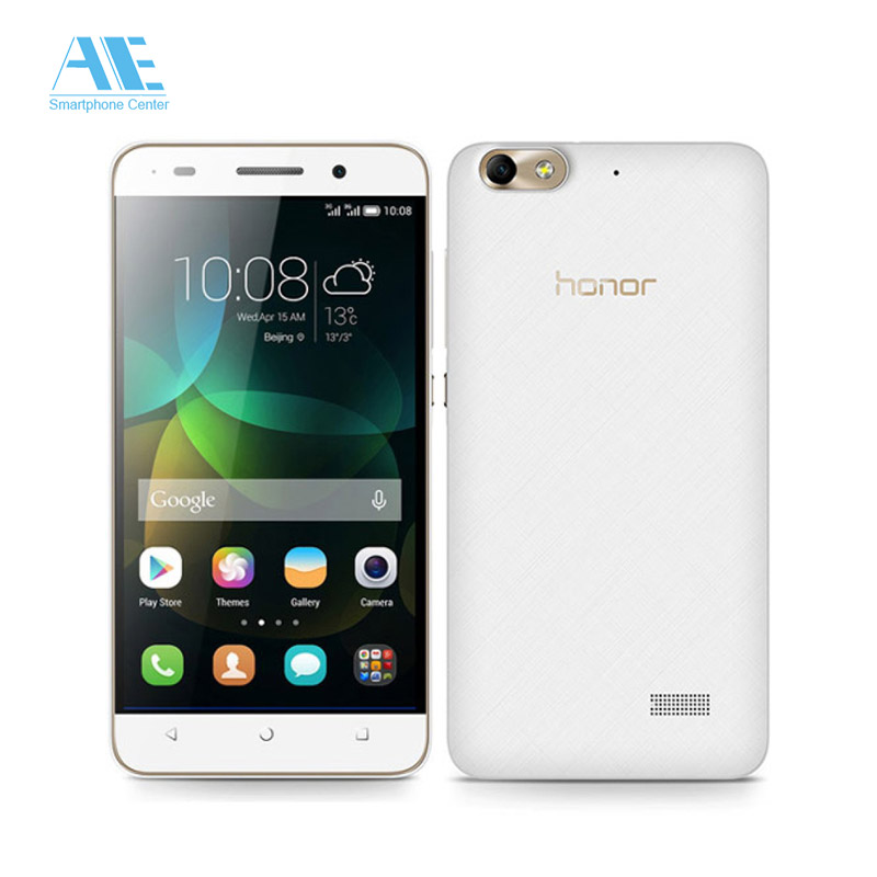 Flash Sale Huawei Honor 4C Enhanced Edition 4G LTE Cellphone 5.0 inch 13.0MP Octa Core 2GB RAM 16GB ROM Mobile Phone(China (Mainland))