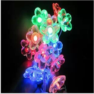 Beautiful Colorful Available 7.5M 80-LED String Christmas Lights Fairy Party Holiday Flower Lights, Waterproof - best seller's store