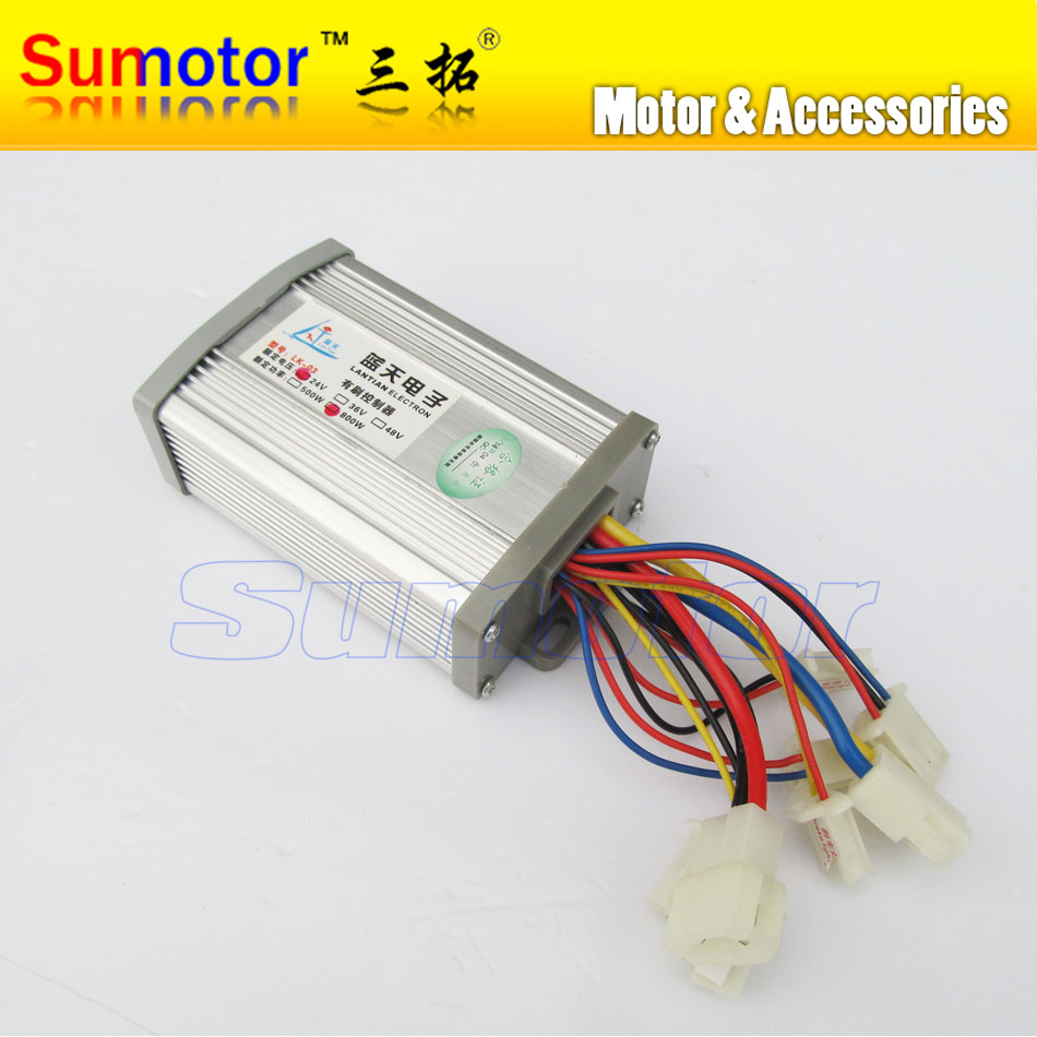 24v 800w Brush Speed Controller For Motor Electric