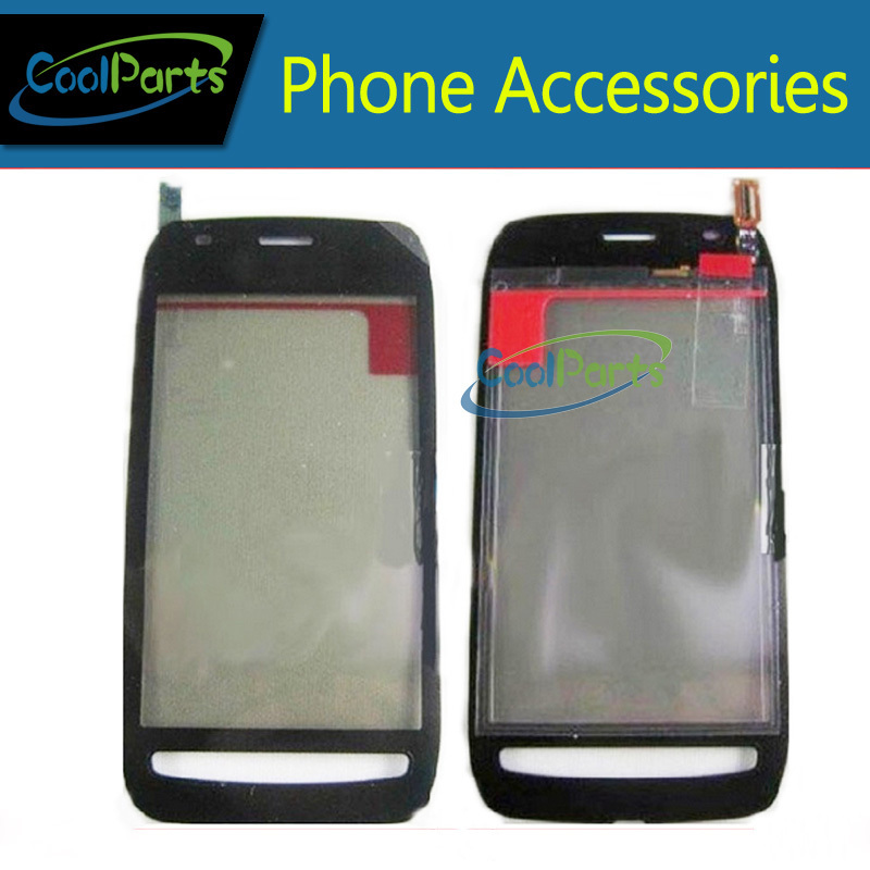 Touch Screen Digitizer Touch Glass Panel For Nokia Lumia 710 N710 Free Shipping 1PC/Lot