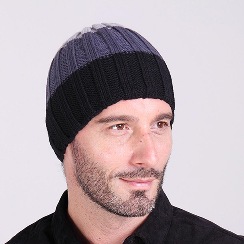 Guy Beanie Knitting Pattern : Popular Knitting Patterns Men Hats-Buy Cheap Knitting ...
