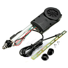 New Universal Car Automatic Booster SUV Electric Power AM/FM Radio Antenna Mast kit 1960-2005(China (Mainland))