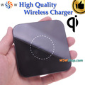 1A High Quality Universal Qi Wireless Charger Qi Wirelss Charging Pad For Samsung Galaxy S6 Edge