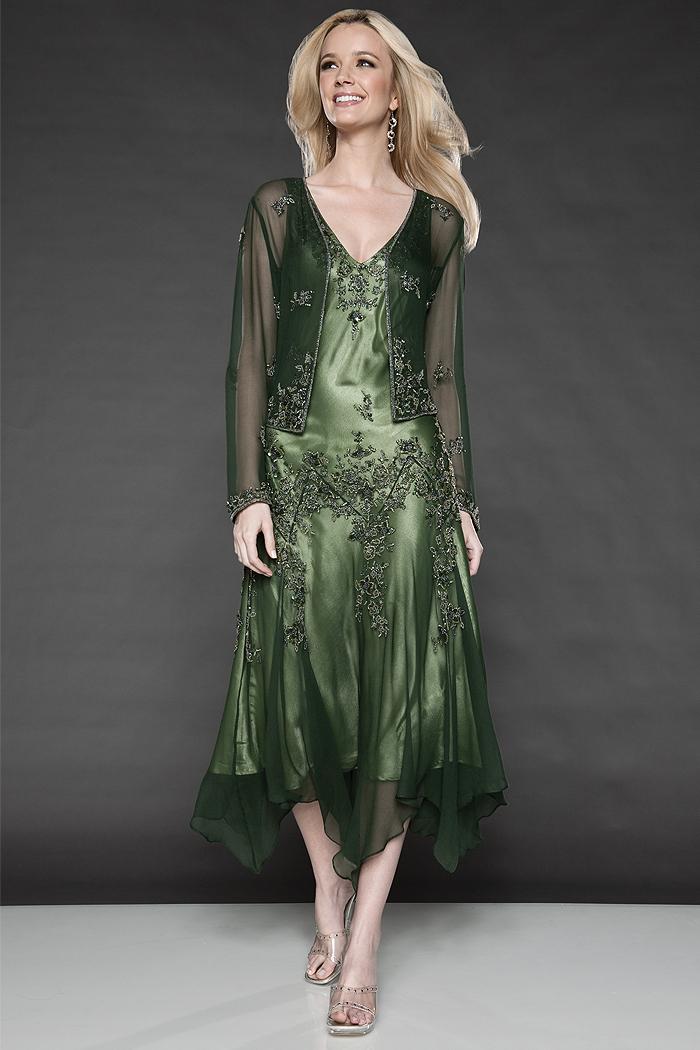 Mother Of The Groom Designer Dresses - Ocodea.com
