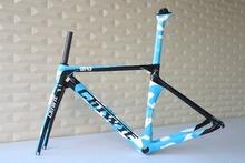 TanTan customized paint Carbon Bicycle Frame 2016 Newest Aero Racing Bike Frame Road Frame Aero TT-X1(China (Mainland))