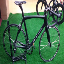 2015 newest style inter line bike frame double V brake system  complete carbon road bike on sale(China (Mainland))