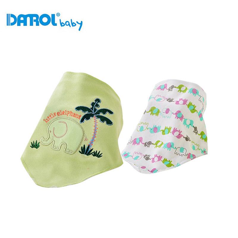 2015 New baby cotton waterproof bib infant baby bibs towel Kids cravat Saliva Burp Cloths bebe babador 19 models(China (Mainland))