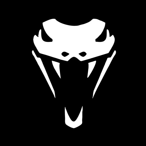 Viper Snake Head Logo