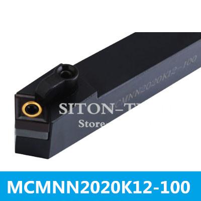 Инструмент для обработки деталей вращения mcmnn2020k12/100 CNC 20 * 20 * 125 , MCMNN2020K12-100 инструмент для обработки деталей вращения mcmnn2020k12 100 cnc 20 20 125 mcmnn2020k12 100