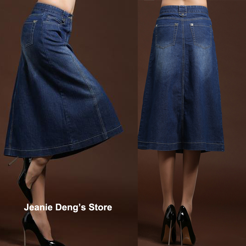 Compare Prices on Formal Jean Skirt- Online Shopping/Buy Low Price ...