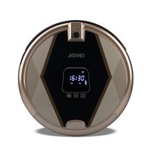JISIWEI 1080P HD Camera Smart Robot Vacuum Cleaner Remote Mobile APP Control Self Recharge TPU Avoidance Sensor  Mopping Tool(China (Mainland))