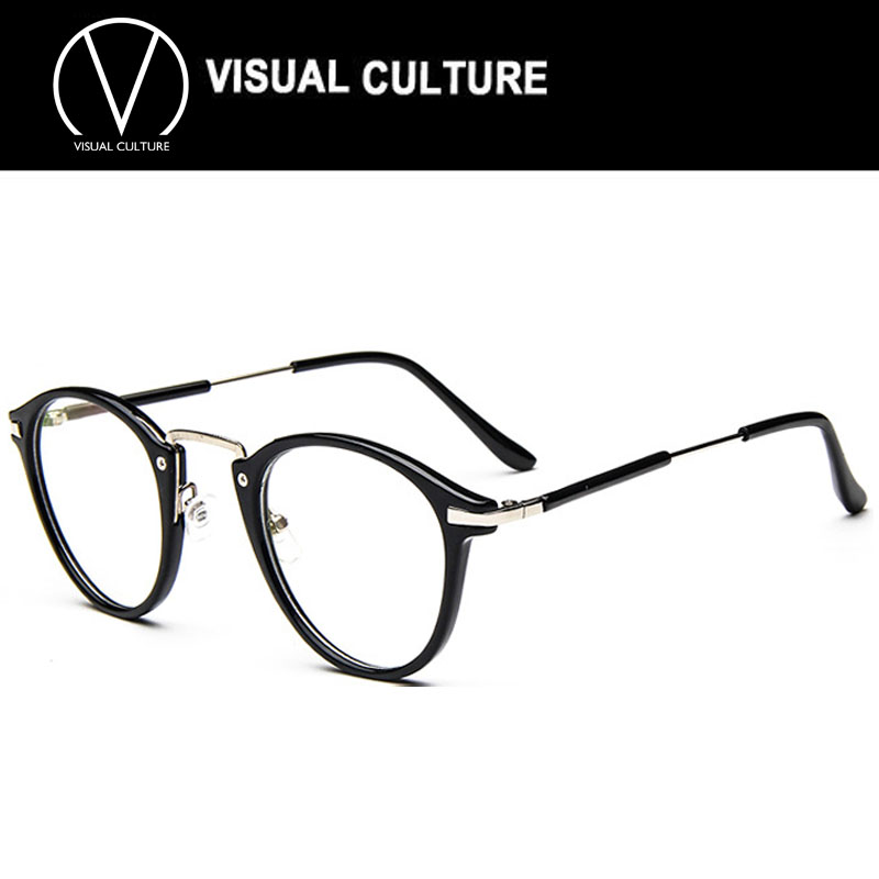 Eyeglasses Frame Trends 2016 : Aliexpress.com : Buy 2016 Design Student Vintage Glasses ...