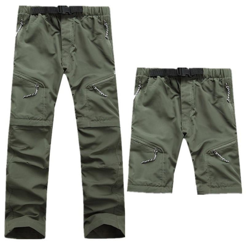 брюки для рыбалки летом