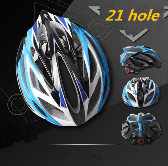 2015 new fashion multicolor cycling helmet A integrated lightweight breathable strong bicycle helmet safety helmet C#06286(China (Mainland))