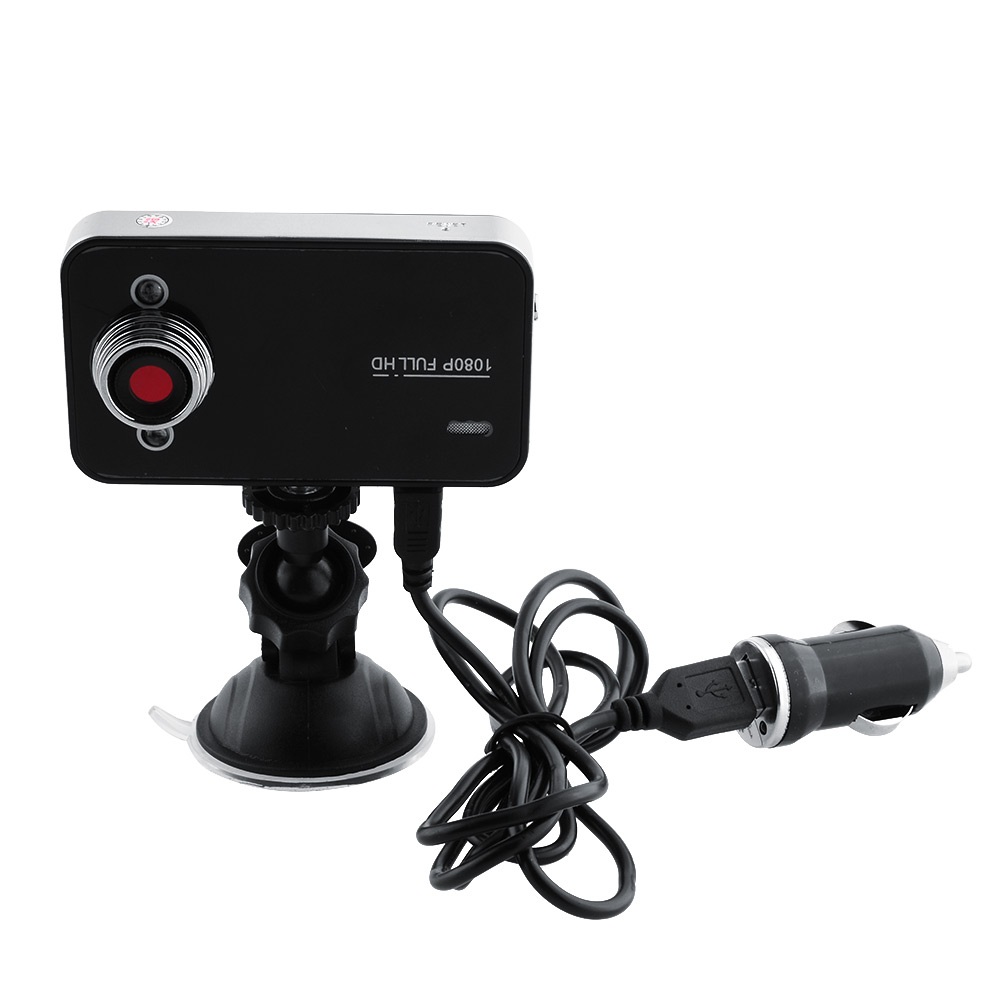 2 5 LCD K6000 1080P Practical Car Auto Black DVR High Quality Camera Video Durable Recorder