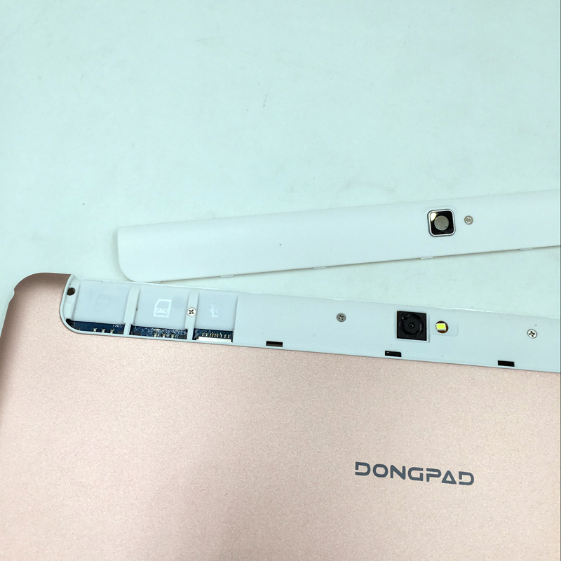 DONGPAD 4G Lte Octa Core Tablet 10.1 Inch MT6752 32GB ROM 5MP Metal 1920*1200 IPS Android 6.0 GPS Bluetooth Wifi Dual SIM