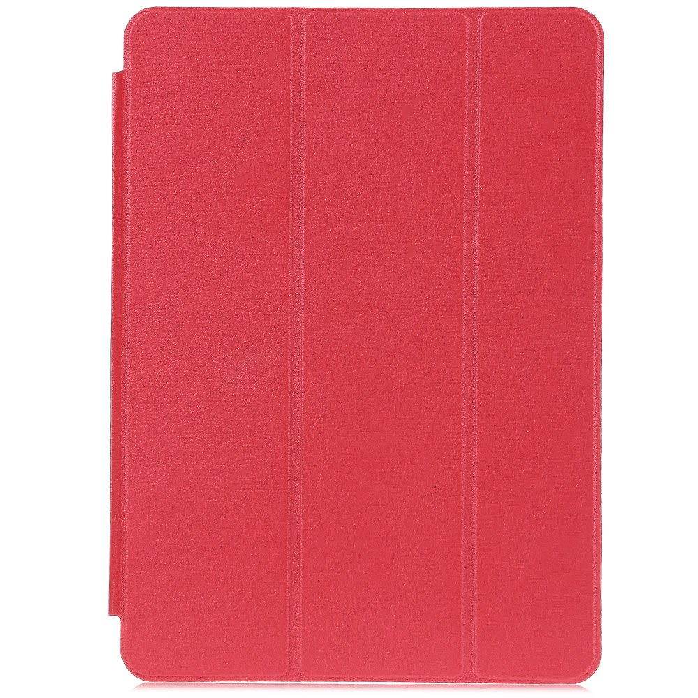 Luxury High Quality PU Leather Ultra Thin Stand Cover PC Back Case for iPad Air Hot Selling Tablet Protective Case Candy Color(China (Mainland))