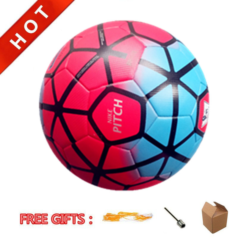 2015-16 Premier Laliga Bola De Futebol High Quality PU Size 4# Teenagers Match Ball Soccer Ball Football Gifts For Your Child(China (Mainland))