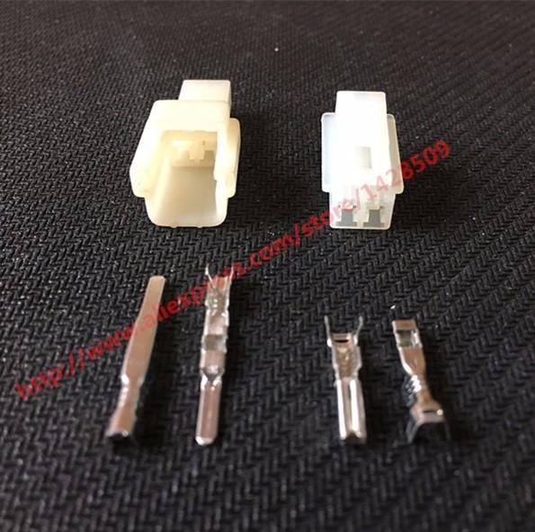 5 set sumitomo 2 pin female male kit wire harness Sumitomo Distributors Sumitomo Connectors
