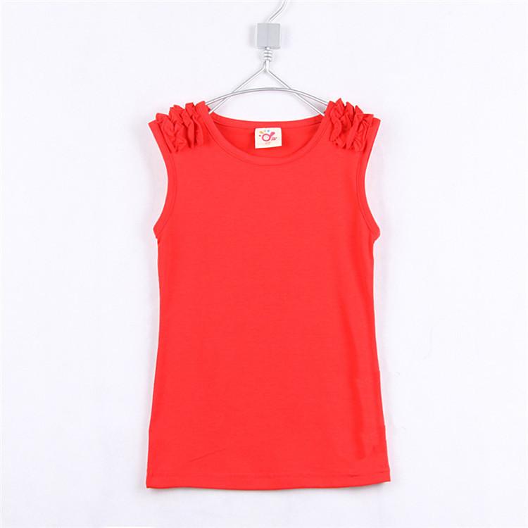 2015 summer gentlewomen flower girls clothing sleeveless one-piece dress tank dress A0172(China (Mainland))