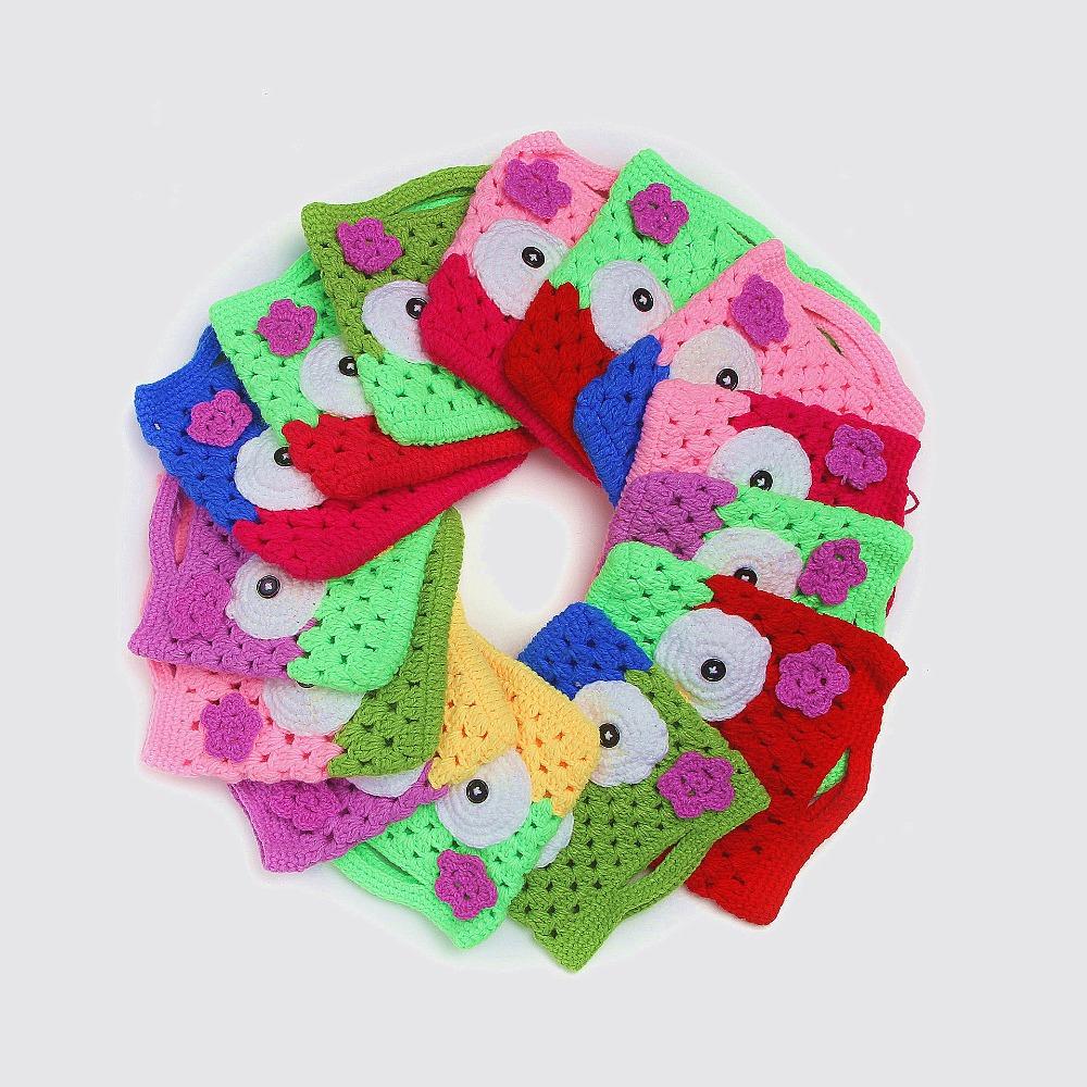 Bird bag Design Crochet Knitting Baby Animal Costume Hand Made Adorable Newborn Photography Props SY96(China (Mainland))