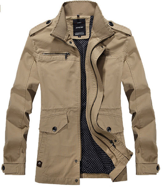 2015 NEW brand Hot sale Men's coat fashion jacket spring and autumn overcoat,outwear Free shipping men casual jaket outdoor 446(China (Mainland))