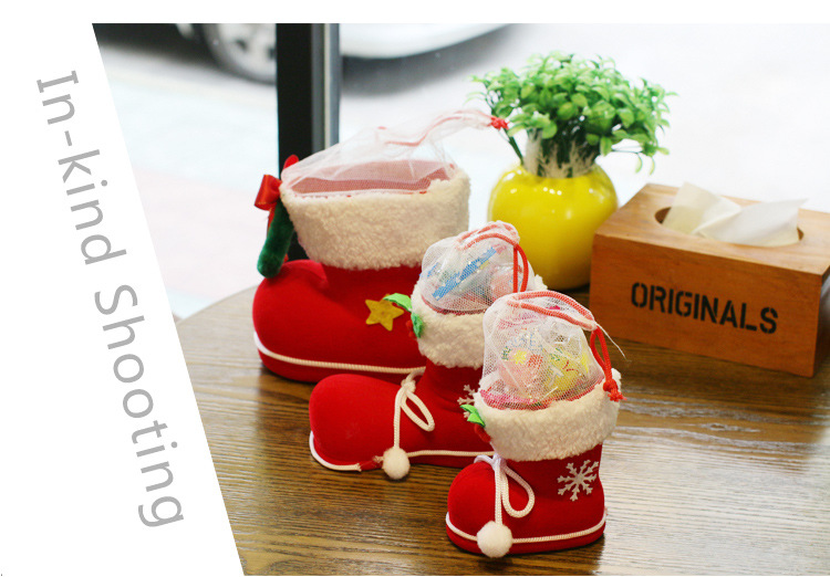 Новогодние декорации из Китая