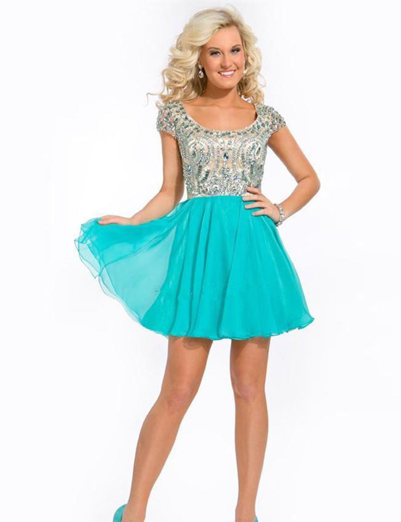 Dresses Homecoming Tight Short Babbybiue
