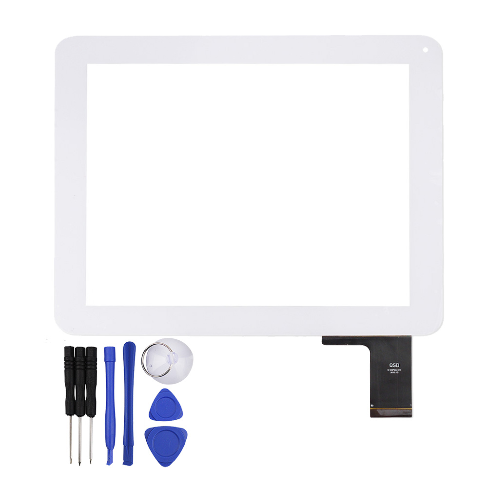"""New 9.7"""" Touch Screen QSD E-C97011-04 for Digma IDS D10 3G Tablet Digitizer Glass Panel Sensor Replacement Free Shipping(China (Mainland))"""
