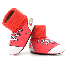 High Quality Baby's Choice Brand Baby First walker Infant Shoes Soft Indoor Shoes(China (Mainland))