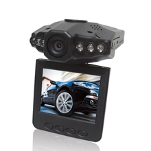 "2.5""LCD Car DVR Accident Camera IR LED Night Vision Video Recorder H198(China (Mainland))"