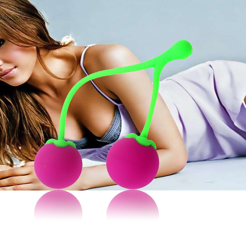 Kegel exerciser products Ben Wa Ball Sex toys exercise vaginal ball contractions medicals for woman particular Post partum Women(China (Mainland))