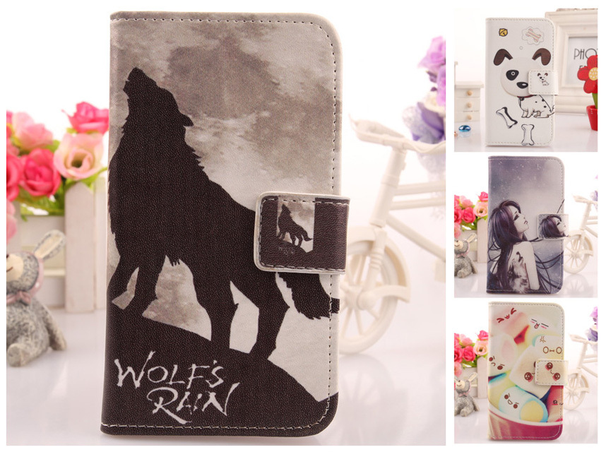 6 Colors Case Nokia Lumia 620 Accessory PU Leather Flip Wallet Pouch Protection Cell Phone Cover BOWEIKE - Chen Qijia's store