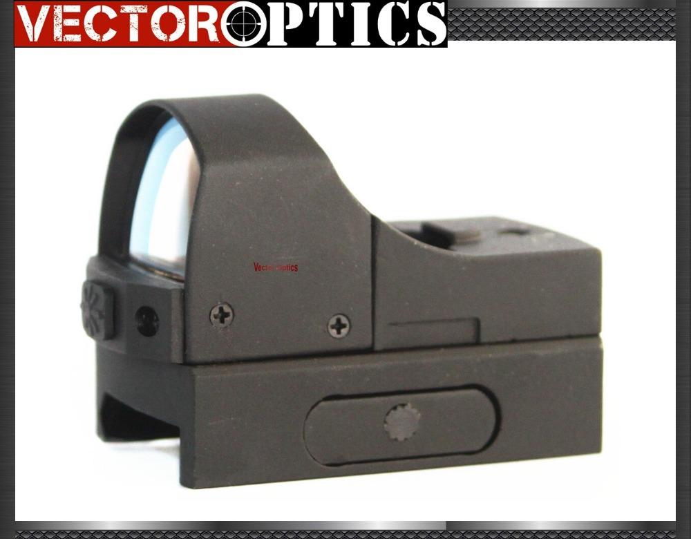 Free S&H Vector Optics 1x22 Mini Green Dot Scope / Red Dot RifleScope 3 MOA Pistol Shotgun Sight(China (Mainland))