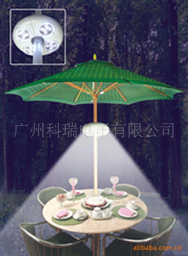 Best GR-U1 wood color LED Umbrella Light 24 LED Umbrella Light for Outdoor Usage<br><br>Aliexpress