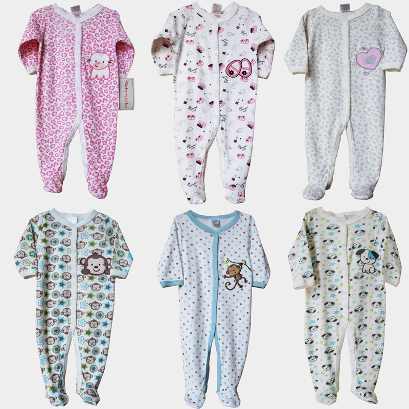 Baby Rompers 2015 Brand Newborn Baby Clohtes Baby Costume Girls Boys Jumpsuit Clothing Spring Autumn Rompers Body Baby Clothing(China (Mainland))
