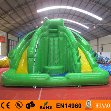 Commercial Giant Inflatable Water Slide with Pool and CE blower(China (Mainland))