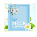 Hyaluronic Acid Essence Full Face Facial Mask Sheet  for Moisturizing Brightening and Whitening Skin Care Mask 30ml/ 1PCS