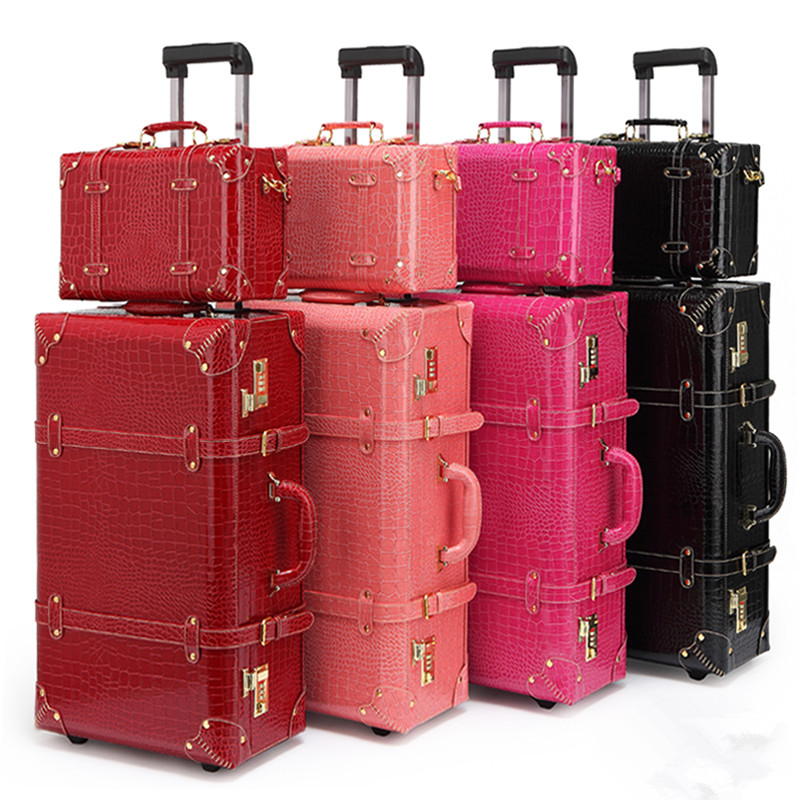 Compare Prices on Vintage Suitcase Box Red- Online Shopping/Buy ...