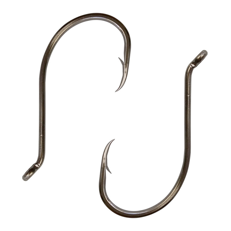 Buy 100pcs 8299 high carbon steel fishing for Octopus fishing hook