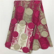 Buy PL!Latest african cord lace 2017 French Net Lace Fabric Wedding Light Coffee Embroidery african lace fabric ! L41182 for $77.85 in AliExpress store