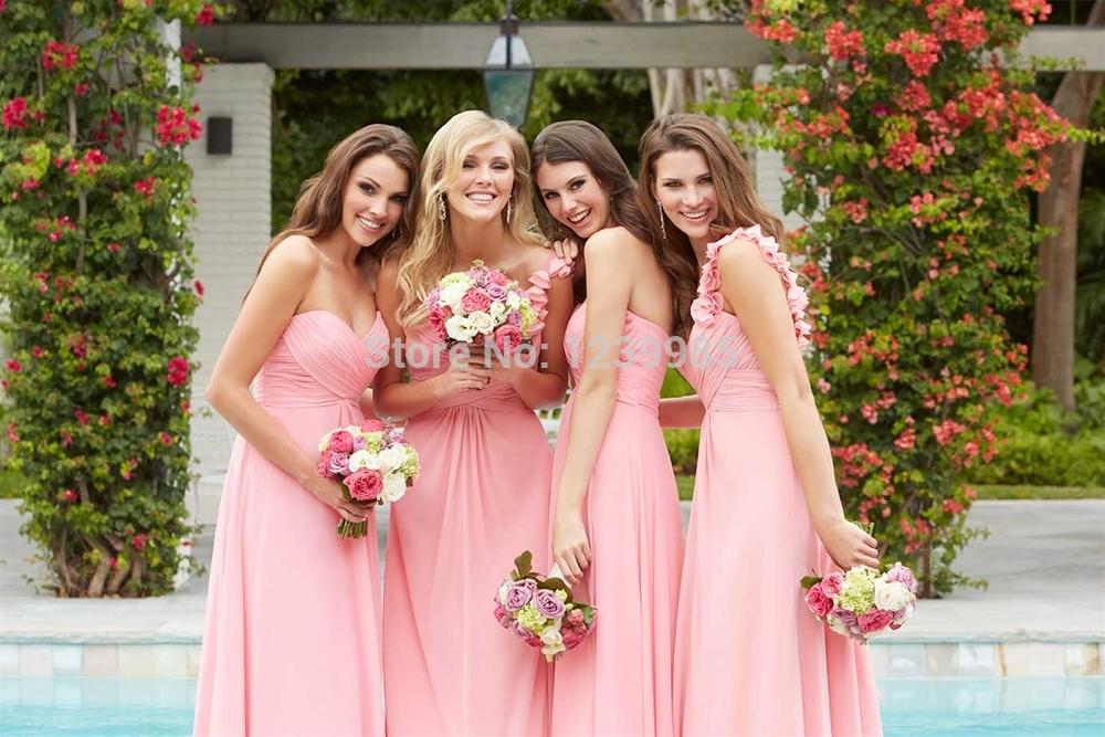 Fantástico Fall Colors For Bridesmaid Dresses Ideas Ornamento ...