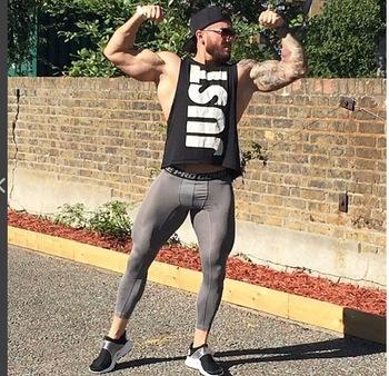 Gym clothing men shirt bodybuilding tank top men brand clothing gymshark golds gym Men gym-clothing shark basketball jersey tops