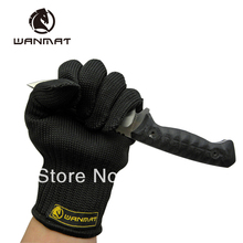 High quality Safety working Protective Gloves Cut-resistant Anti Abrasion Safety Gloves Cut Resistant Level 5 Guantes(China (Mainland))